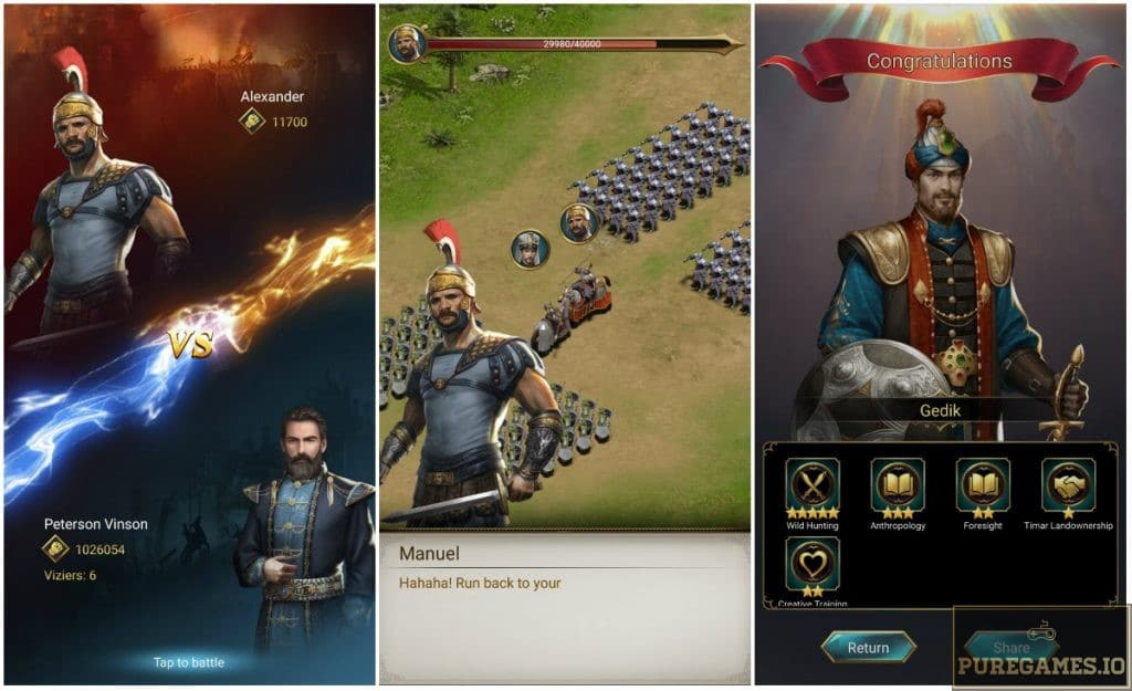 Download Game of Sultans APK - For Android/iOS - PureGames