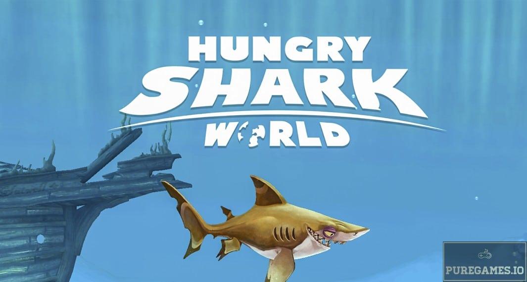 hungry shark world ios 破解