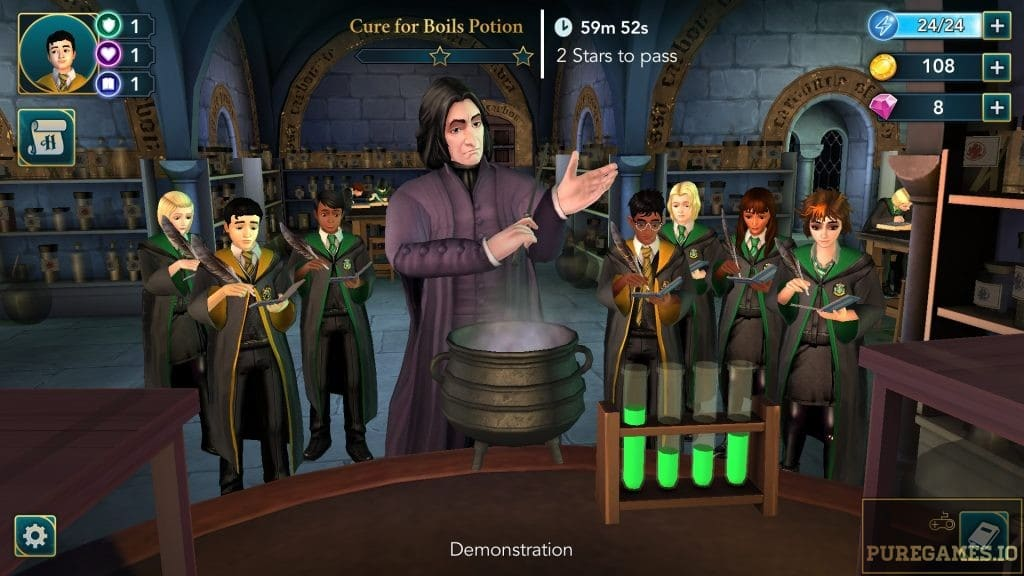 Download Harry Potter: Hogwarts Mystery APK - For Android/iOS