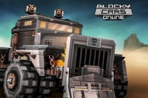 Download Blocky Cars - For Android/iOS 12
