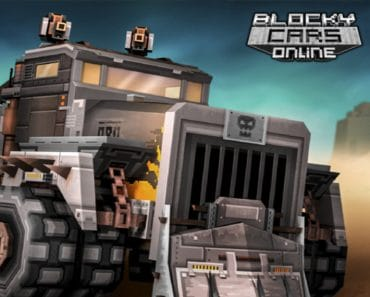 Download Blocky Cars - For Android/iOS 8