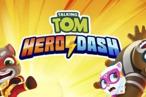 Download Talking Tom Hero Dash - For Android/iOS 5