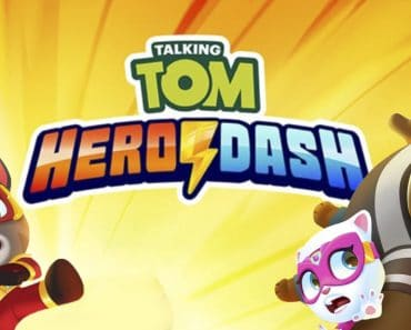 Download Talking Tom Hero Dash - For Android/iOS 4