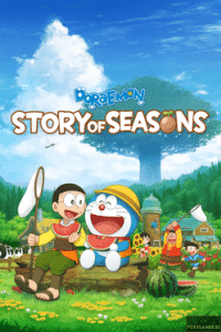 Doraemon Story of Seasons review - A Charming, Casual Twist on a Classic Formula 4