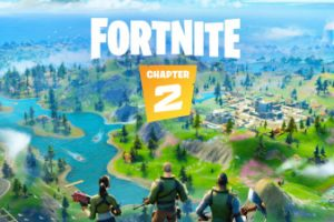 What is new in Fortnite Chapter 2 5