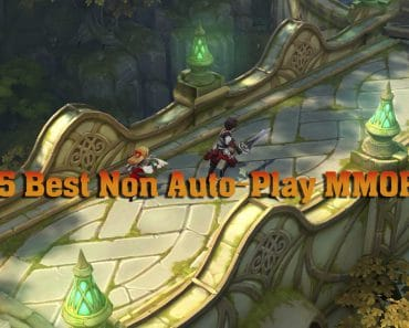 TOP 5 Best Non-Auto-Play Mobile MMORPGs To Put Your Skills on Test 6