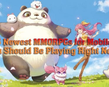 5 Newest MMORPGs for Mobile That You Should Be Playing Right Now 3