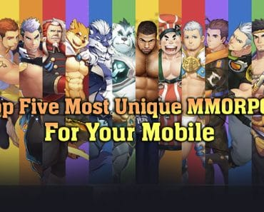 Top Five Most Unique MMORPGs For Your Mobile 2
