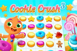 Play Cookie Crush 1