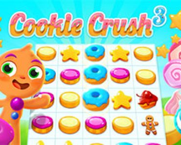 Play Cookie Crush 3
